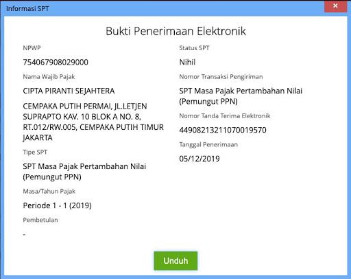 SPT PPN PUT 1107