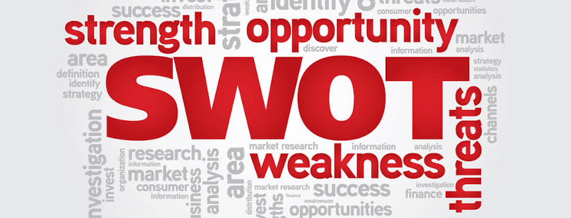 analisis swot banner