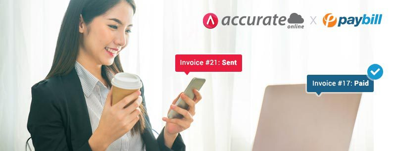 accurate online x paybill banner