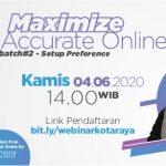 Accurate Online Webinar