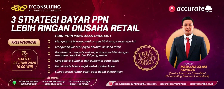 webinar ppn retail