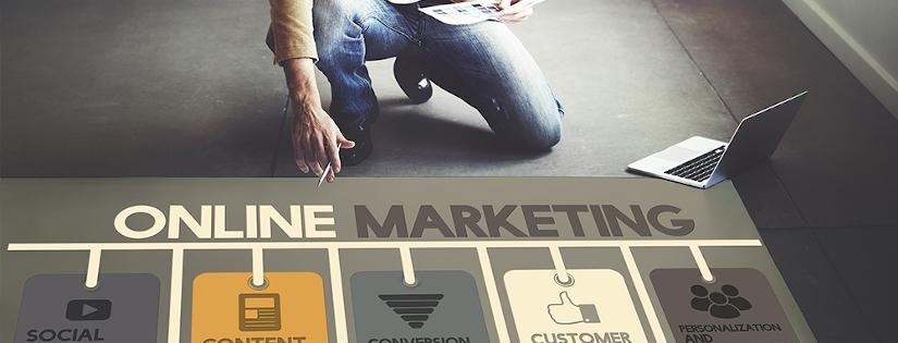 strategi pemasaran online 1