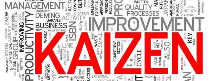 Kaizen Adalah salah satu Cara Ampuh Untuk Memperbaiki Manajemen Perusahaan, Ini penjelasannya!