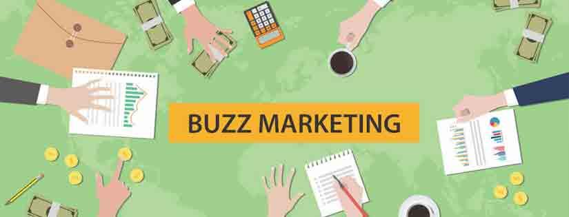 Buzz Marketing Adalah salah Satu Strategi Pemasaran yang Ampuh Untuk Tingkatkan Penjualan