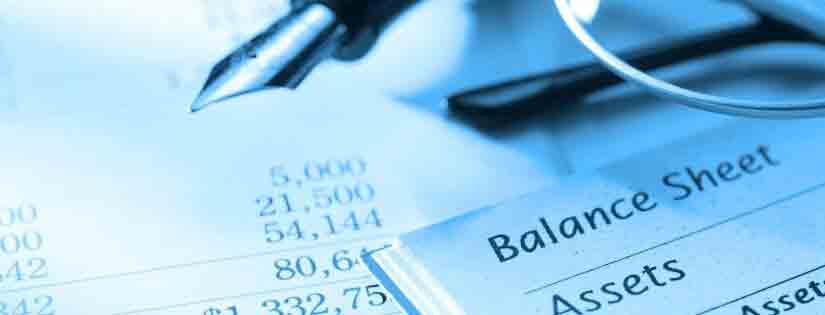 Contoh Laporan Keuangan Neraca Perusahaan Dagang