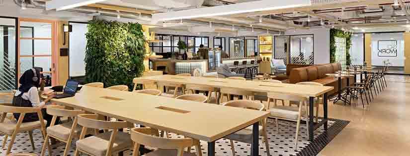 Coworking Space, Cukup Efektifkah Untuk Mulai Membuka Kantor di Sana?