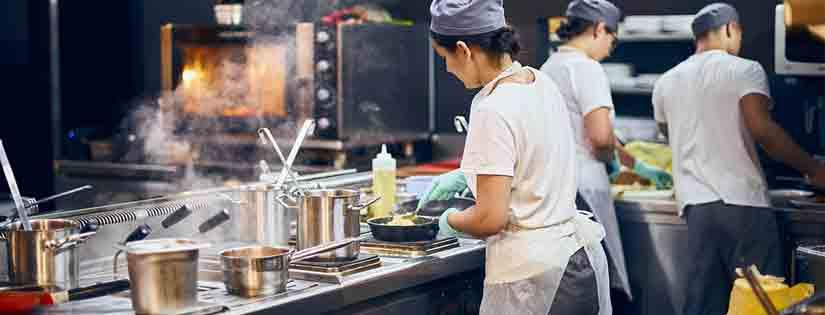 Ghost Kitchen, Solusi Bisnis Kuliner Baru di Tengah PPKM Darurat