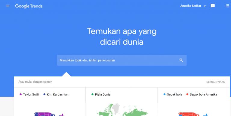 Google Trend Adalah: Pengertian dan Cara Menggunakannya1