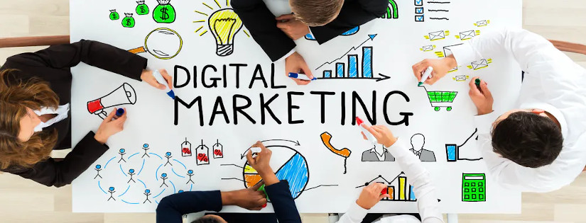 istilah digital marketing