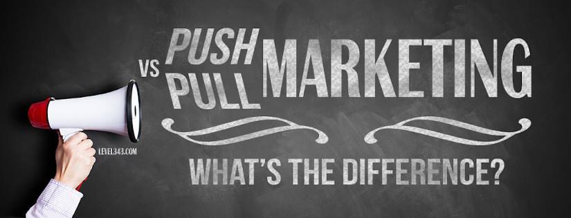 push dan pull marketing